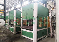 Automated Hydraulic Hot Pressing Machine For Dry Pulp Molded Products