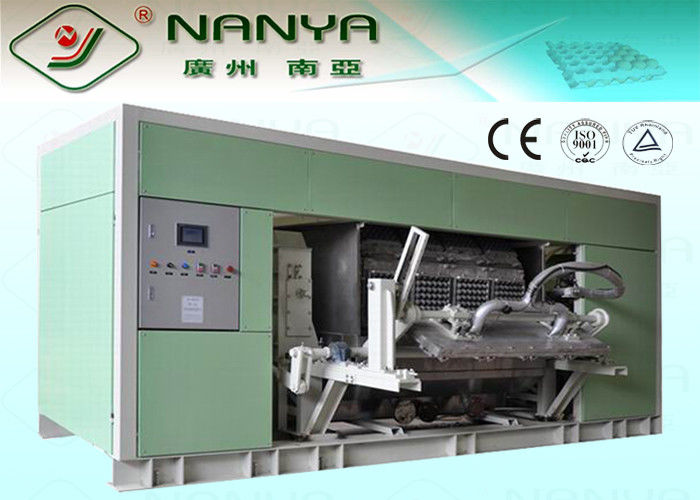 Shoe Tree Egg Tray Machine Egg Tray Forming Machine Rotary Type CE Approved