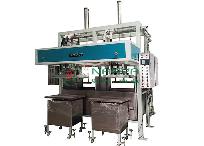 Double Reciprocate Electronic Package Pulp Tray Machine 220V / 380V