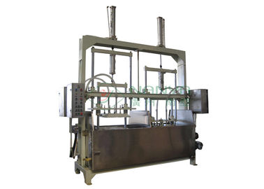Chine Machine de bâti biodégradable de pulpe de papier d'urinoir/pot de chambre/machines usine